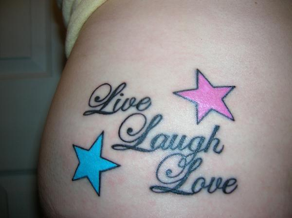 Lastly these tattoos can be placed almost anywhere on a woman 39s body and