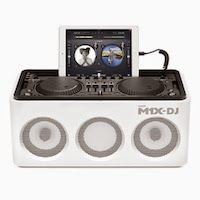 Sistema audio Philips M1X-DJ per iPhone, iPad e iPod touch