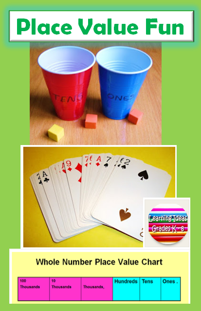 Place Value Pinterest Second Grade - flexibility with place value ...