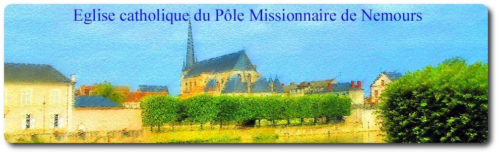 Église catholique du Pôle Missionnaire de Nemours
