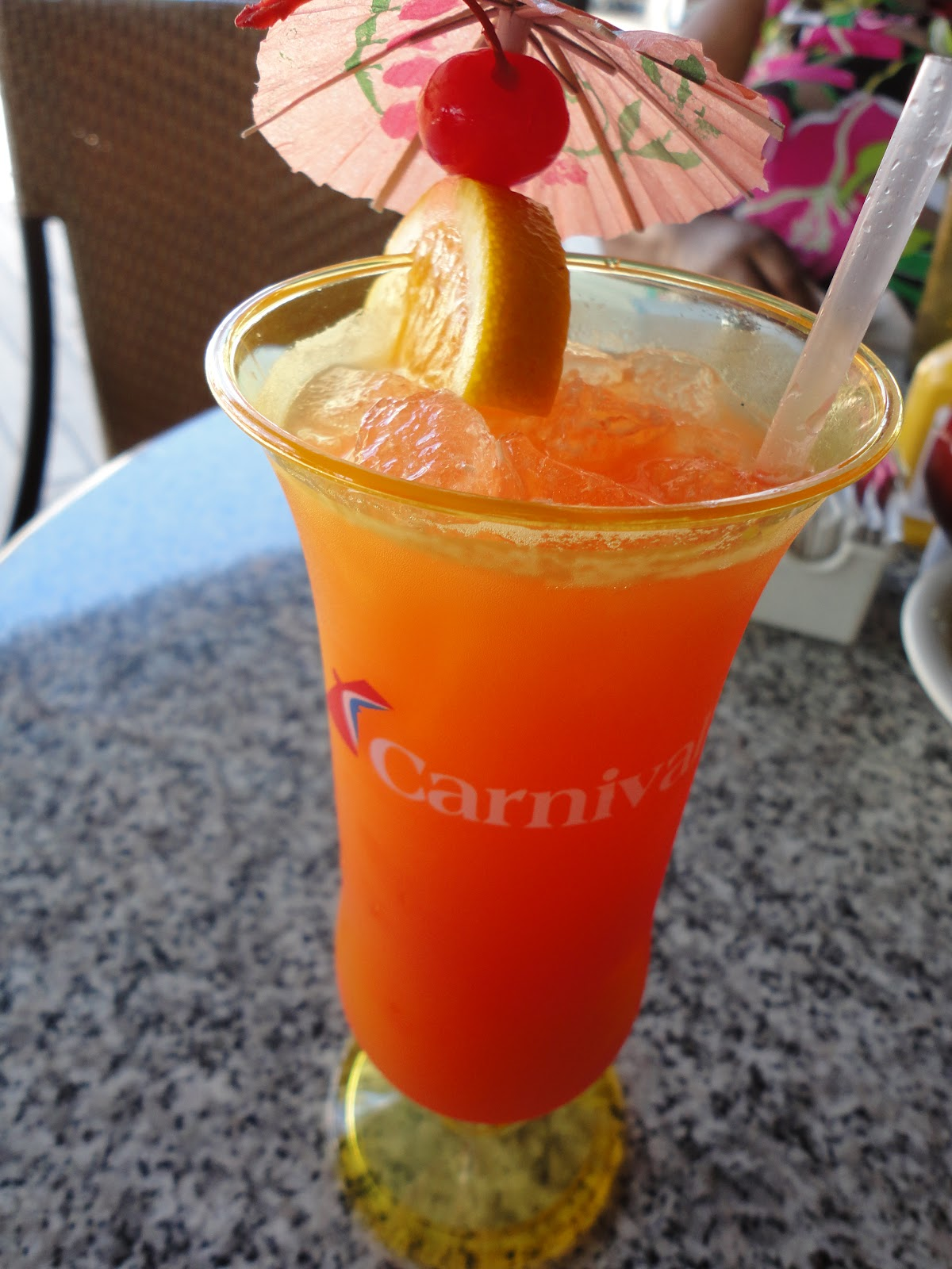 Carnival Cruise Drinks  Southern Epicure