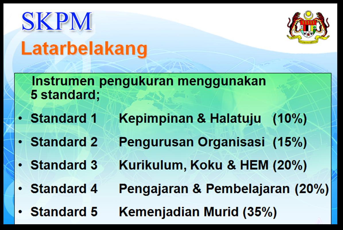 Standard SKPM