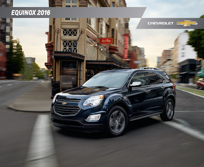 Downloadable 2016 Chevrolet Equinox Brochure