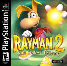 Rayman 2 - The Great Escape ISO PS1