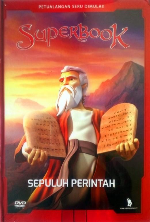 Superbook SEPULUH PERINTAH
