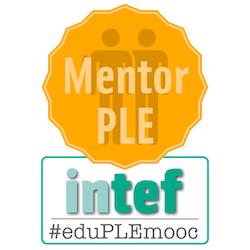 Emblema mentor - trabajo en equipo