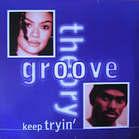 Groove Theory - Keep Tryin\' (VLS) (1996)
