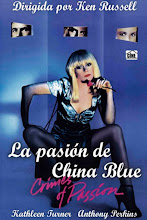 La pasión de China Blue (1984) [Vose]