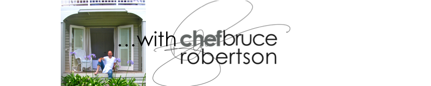 Chef Bruce Robertson