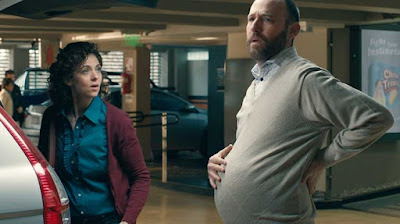 Green Pear Diaries, publicidad, advertising, Fiber One, barritas, expecting, I just can't wait to meet you, pregnant man
