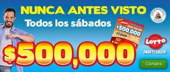 numeros ganadores lotto
