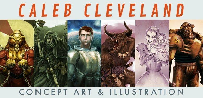 Caleb's Artblog