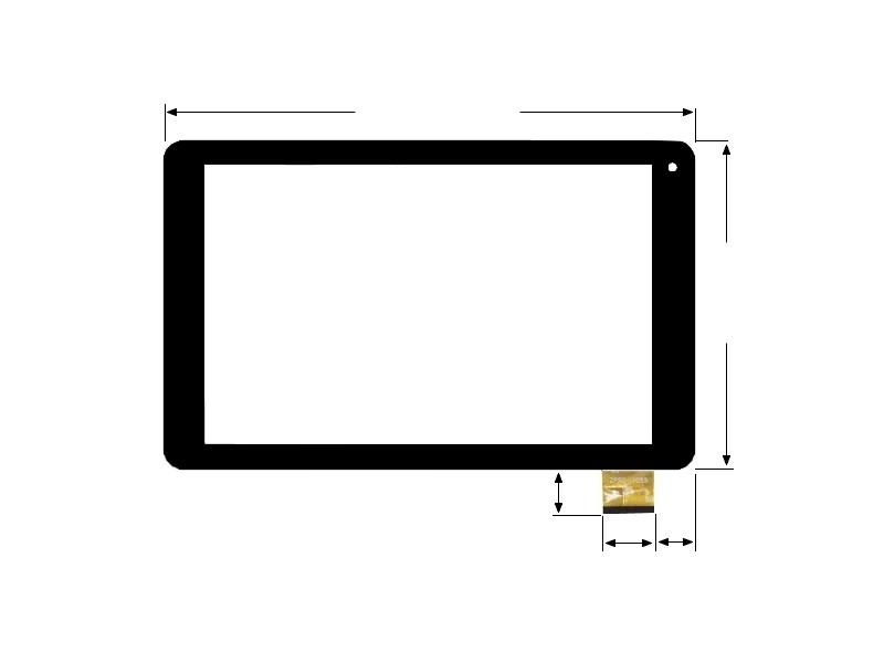 Autos weblog - Ecran tactile tablette polaroid ...