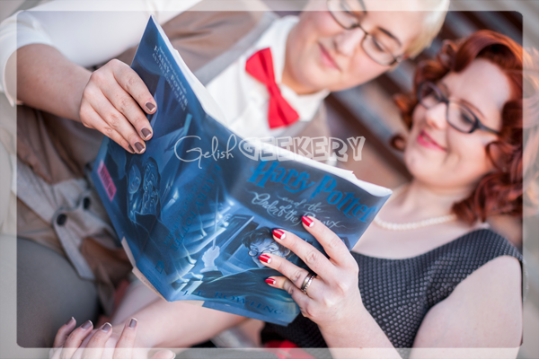 Harry Potter Gay Lesbian Engagement Photos