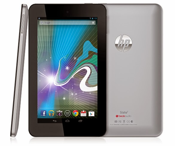 HP Slate Android Tab