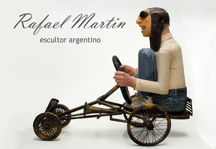 ESCULTOR ARGENTINO Rafael Martin
