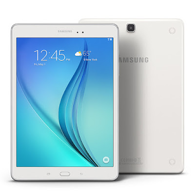 samsung galaxy tab A white color in 8 inch