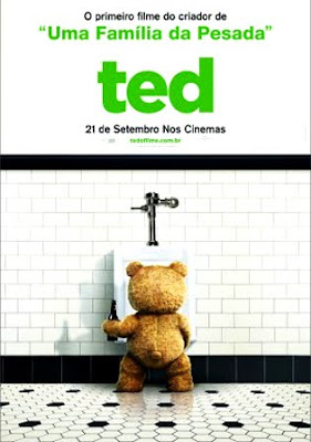 Filme Poster Ted R6 XviD Dual Audio & RMVB Dublado