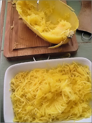 Spaghetti Squash Surprise