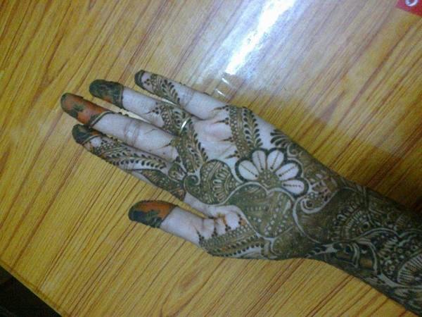 Mehndi Henna Lemon : Mehndi design for hands : amazing henna designs girls