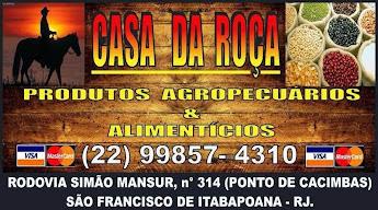 EM PONTO DE CACIMBAS SÃO FRANCISCO DE ITABAPOANA RJ