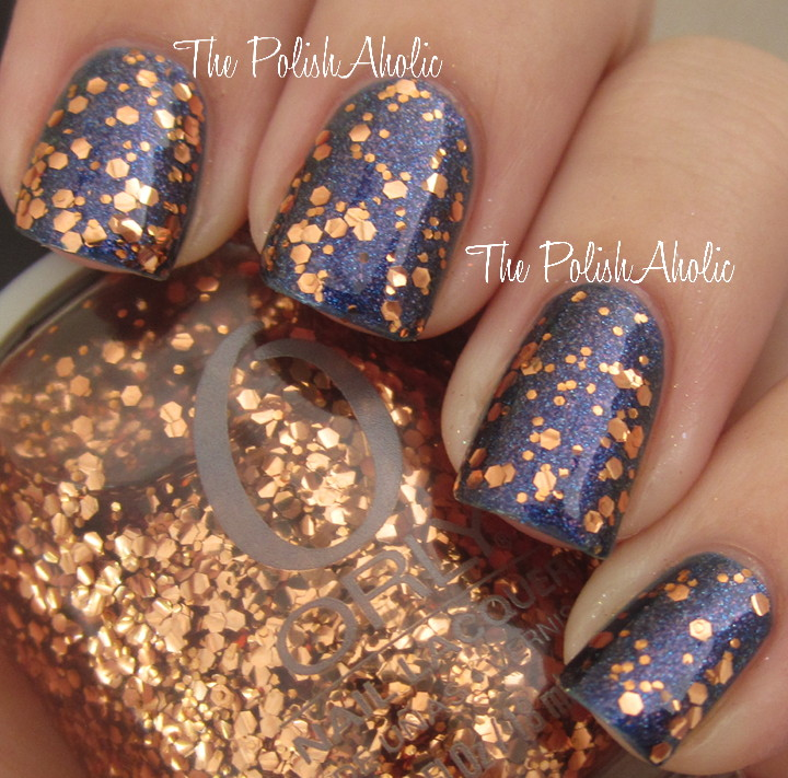 The PolishAholic: Orly Flash Glam FX Collection Swatches!