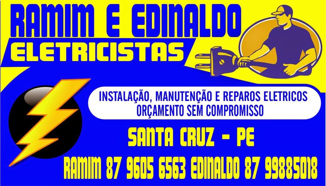 RAMIM E EDINALDO ELETRICISTA