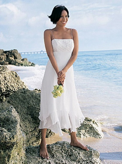 Casual wedding dresses for Simple casual wedding dresses