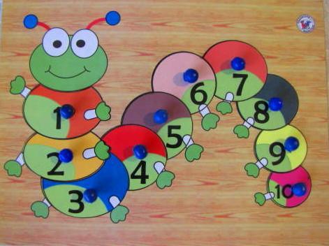 El Rincón De La Educadora Preescolar: MATERIAL DIDACTICO PARA NIÑOS