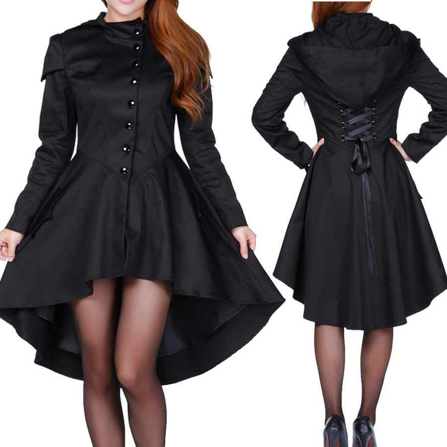 blueberry hill fashions: plus size steampunk coats | sizes up to 28