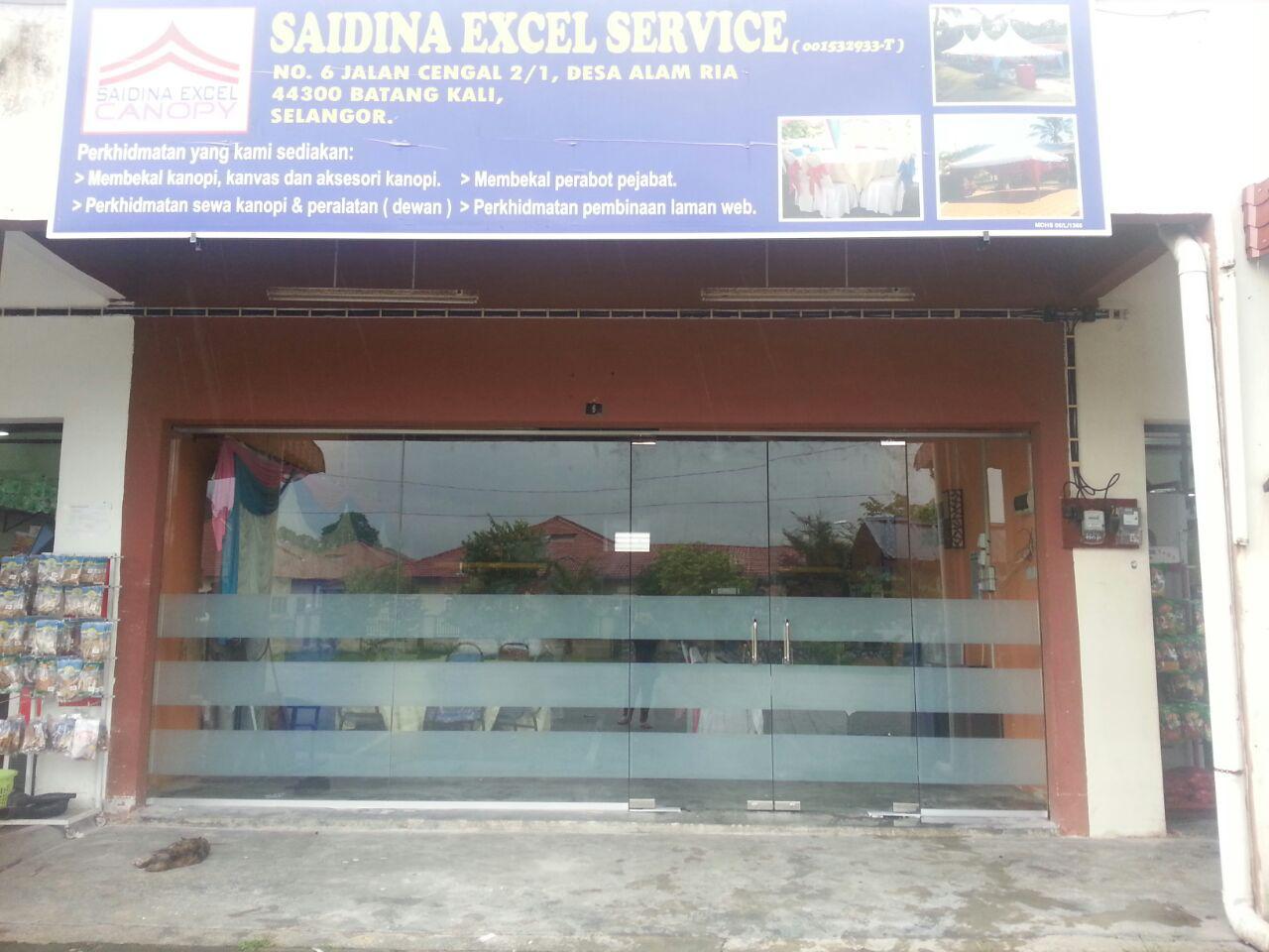 Saidina Excel Services Sdn Bhd