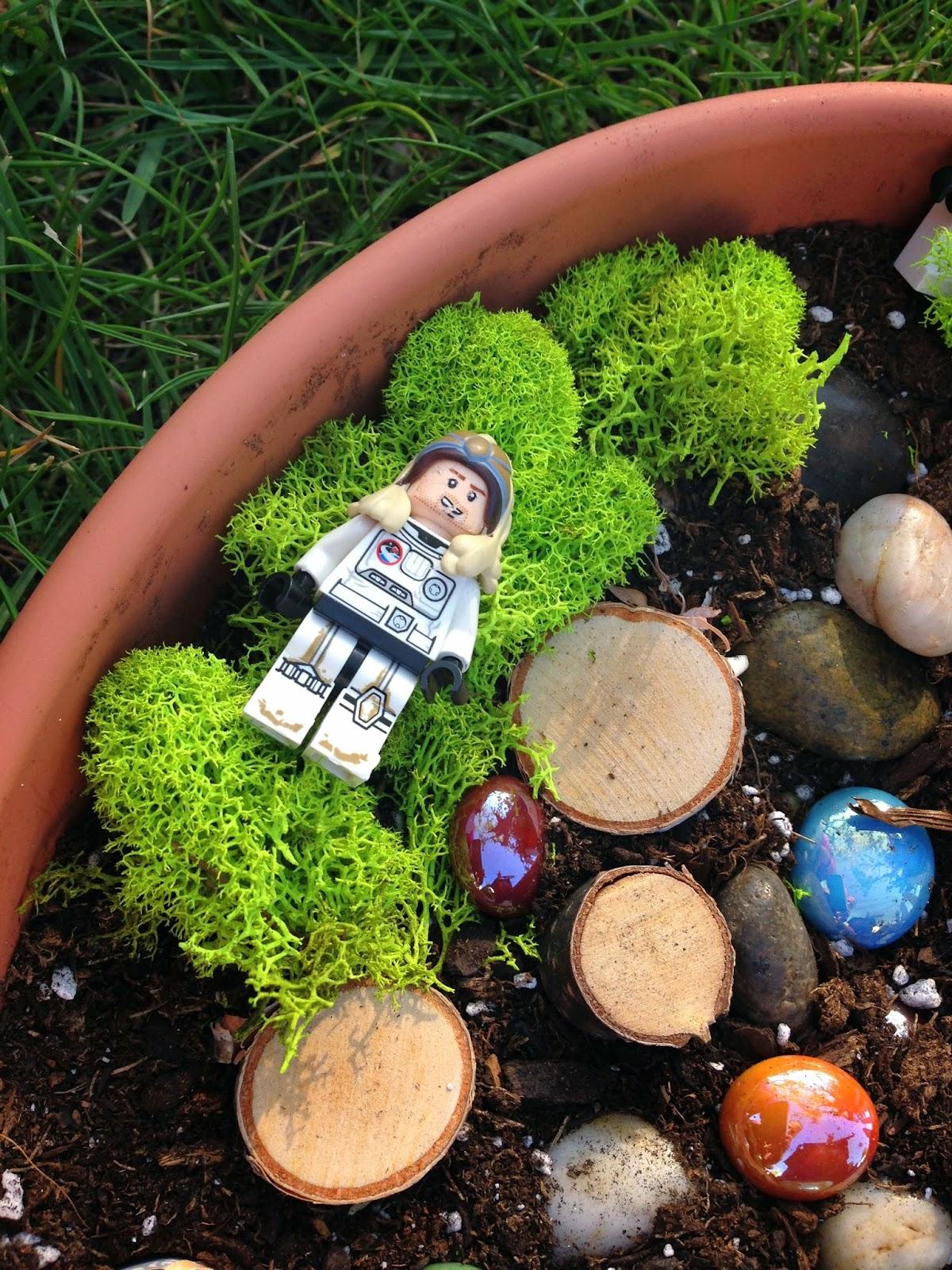 Toddler Approved!: Easy LEGO Fairy Garden for Kids