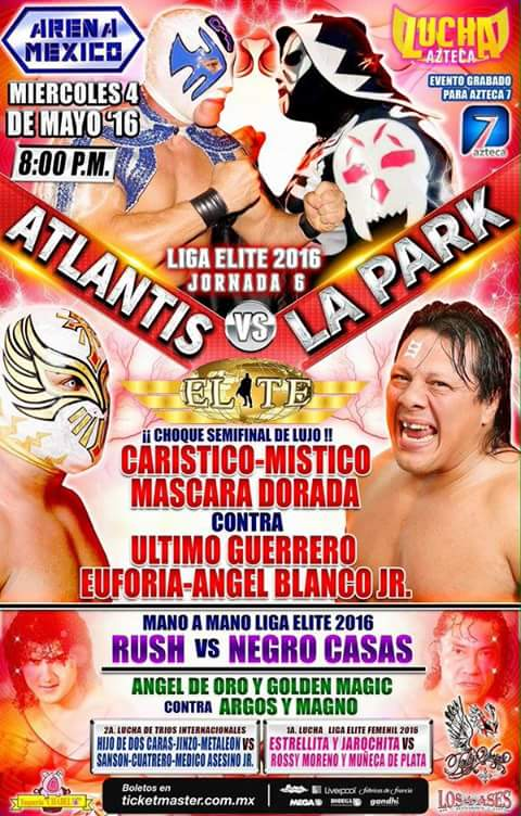 Rush vs Negro Casas o Atlantis vs L.A. Park