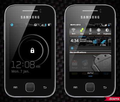 USSR-v8 : Custom rom | Its all about SAMSUNG GALAXY Y GT-S5360
