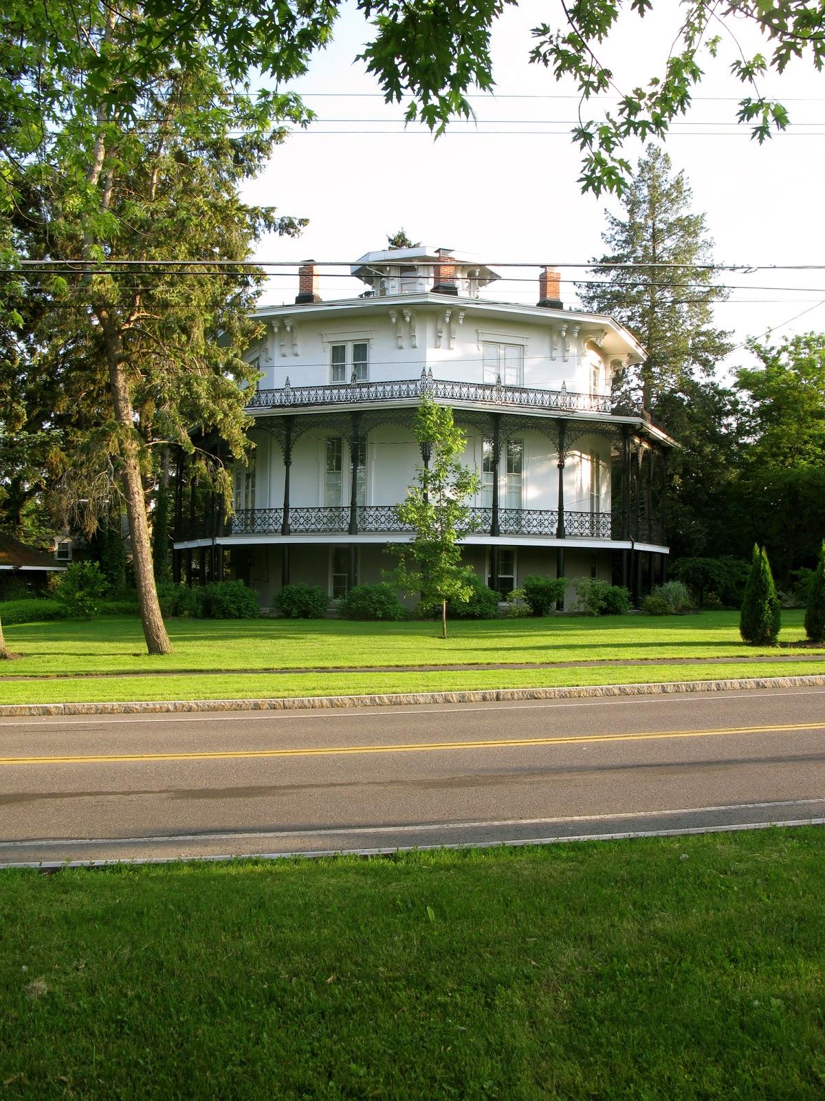 Denton Octagon House 760 Castle St Geneva NY