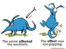 AFFECT vs. EFFECT by Grammar Girl