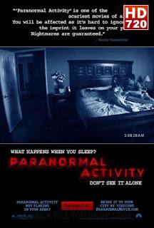 Ver pelicula Actividad Paranormal (2007) gratis