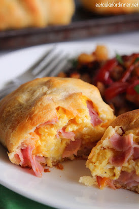 Breakfast Hot Pockets