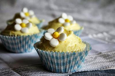 Receta cupcakes de vainilla_Receta buttercream de limón