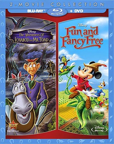 Adventures of Ichabod & Mr Toad / Fun & Fancy Free
