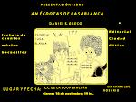 Presentacion del libro de Daniel Greco