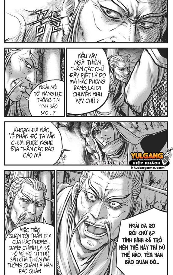 Hiệp Khách Giang Hồ - Chapter 430 - Pic 15