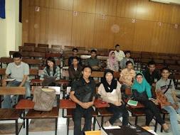 Mahasiswa T Lingkungan UPN 2008/2009