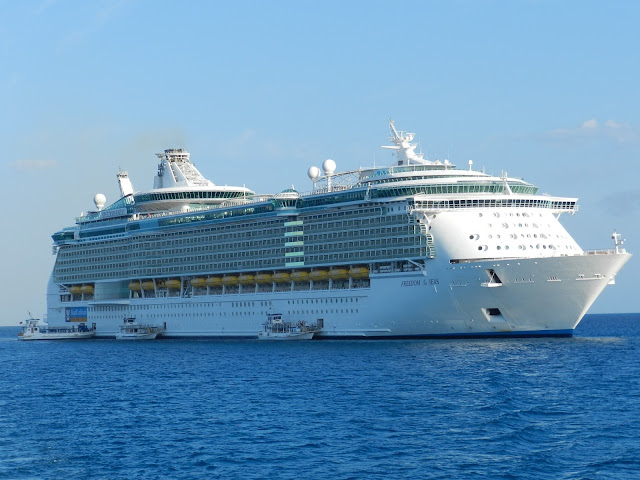 Royal Caribbean Freedom of the Seas cruise ship
