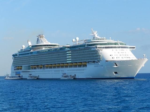 Royal Caribbean Freedom of the Seas cruise ship