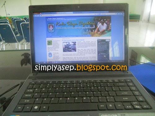laptop dan isinya