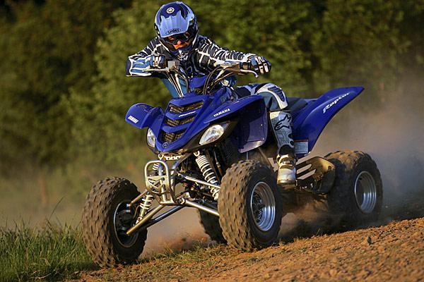 Fast Havey Bikes  Yamaha Atv