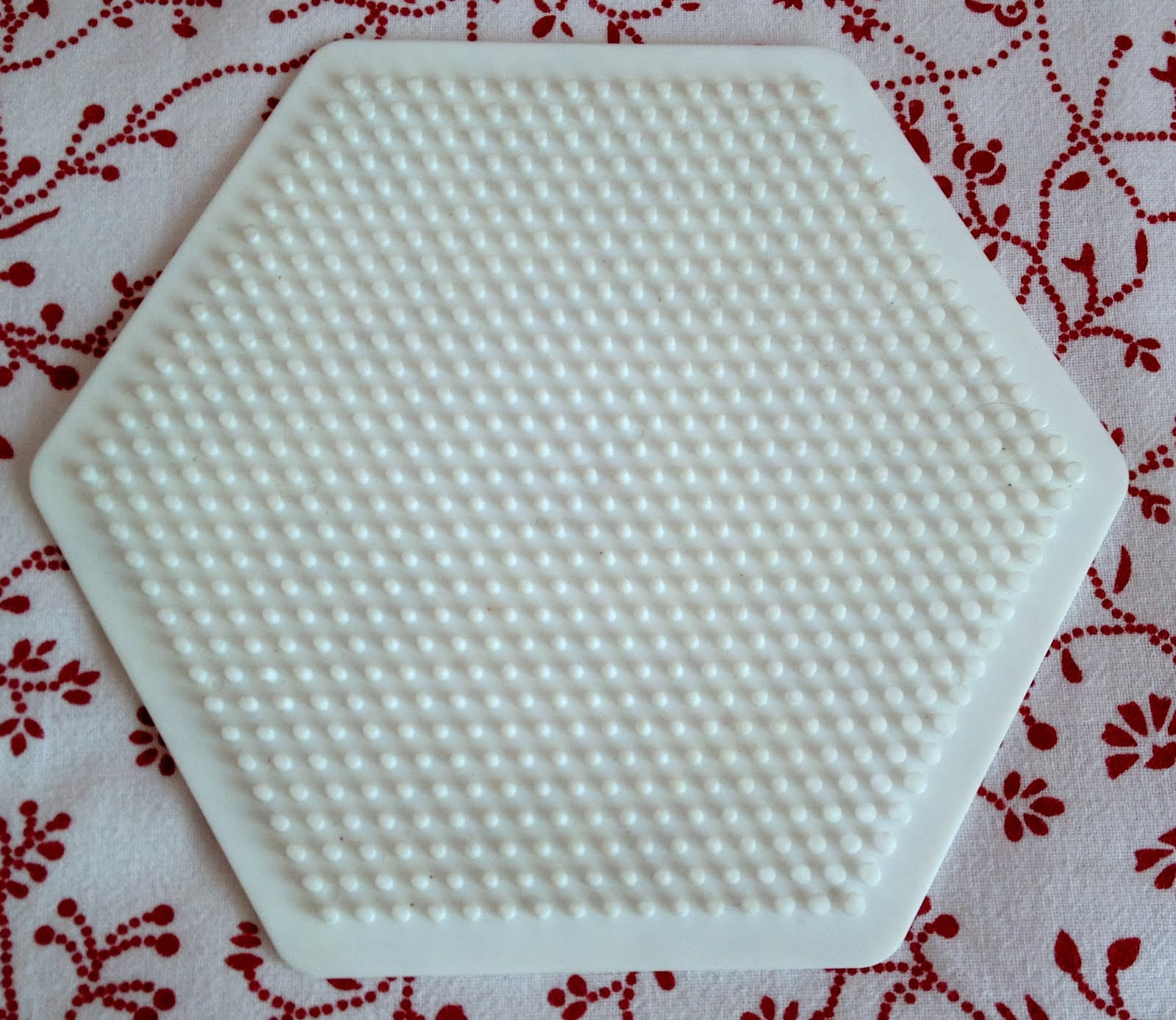 Base hexagonal para Hama beads