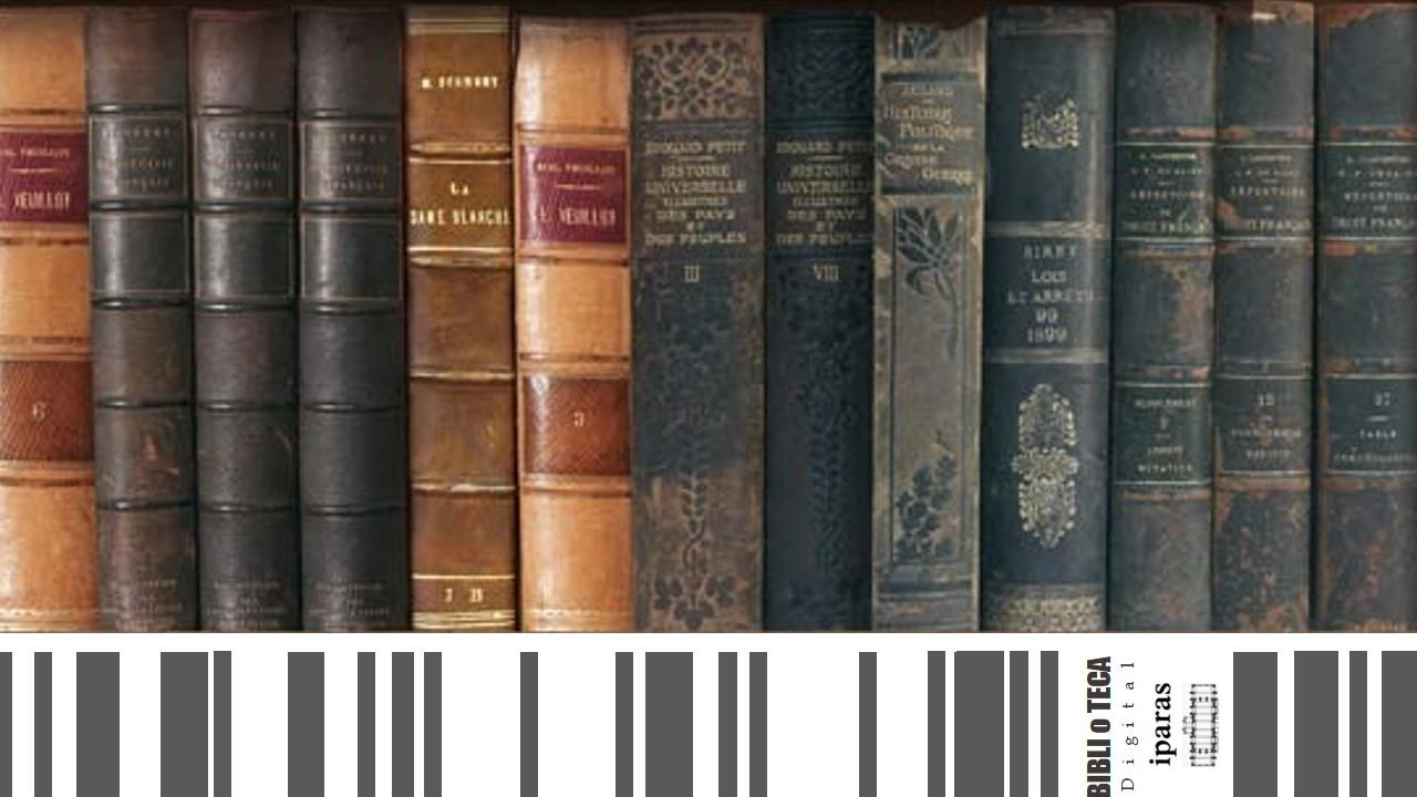 BIBLIoTECA DIGITAL iparas