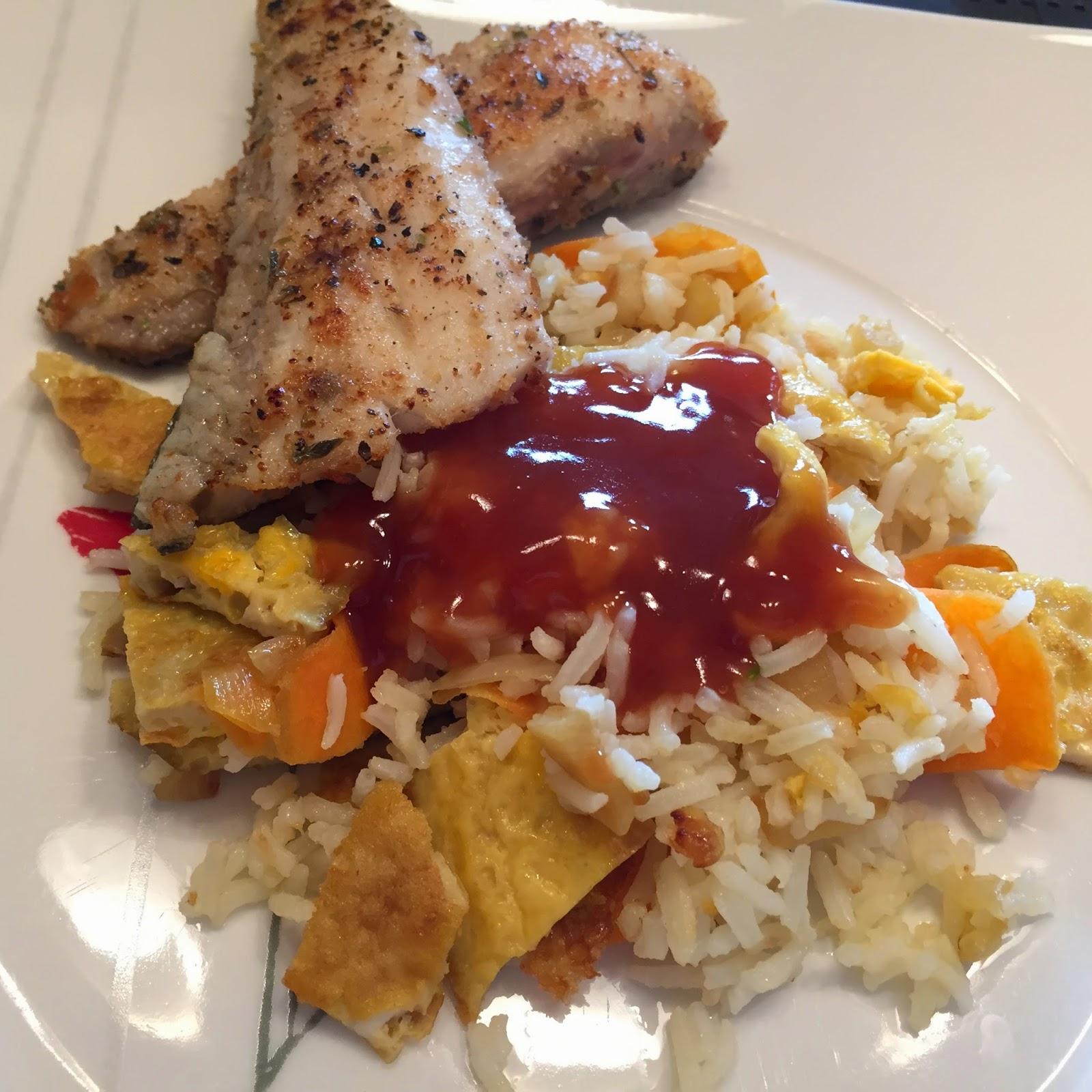 Cocinar sin sal arroz con corvina sin sal - Cocinar sin sal ...